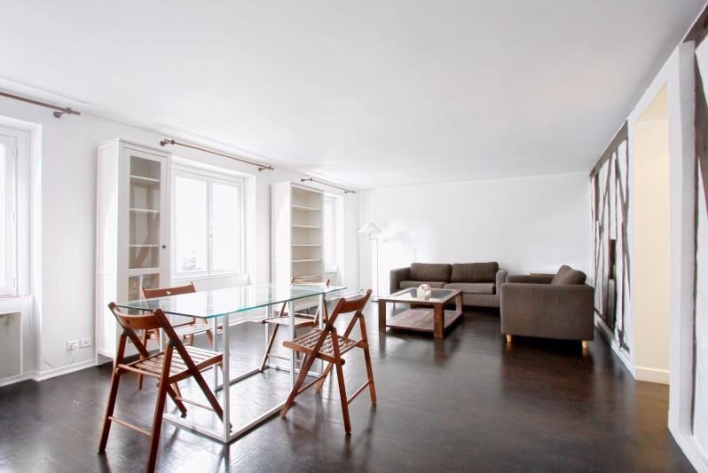 Location appartement Paris 3ème 2 675€ CC - Photo 1