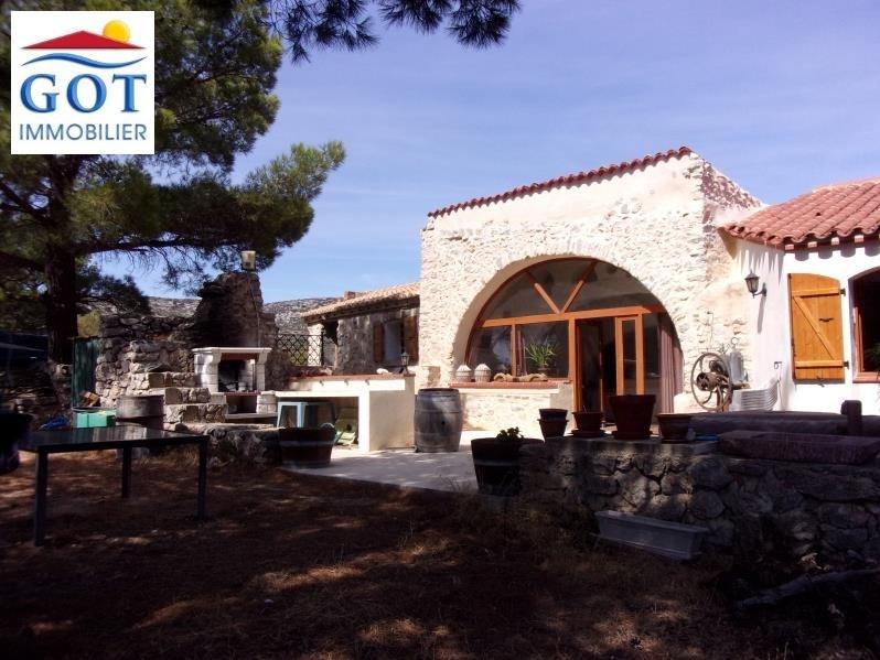 Revenda casa Opoul-perillos 330000€ - Fotografia 1