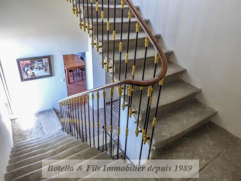 Venta de prestigio  casa Uzes 639000€ - Fotografía 7