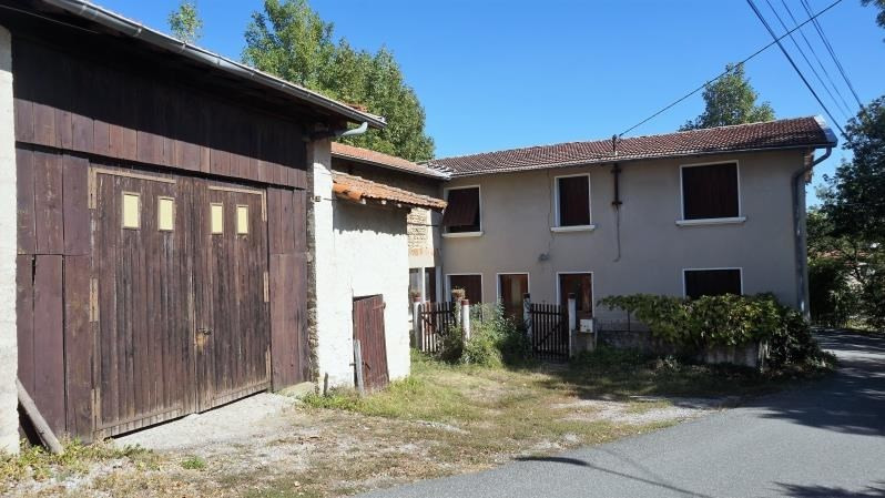 Vente maison / villa Vernioz 149000€ - Photo 2