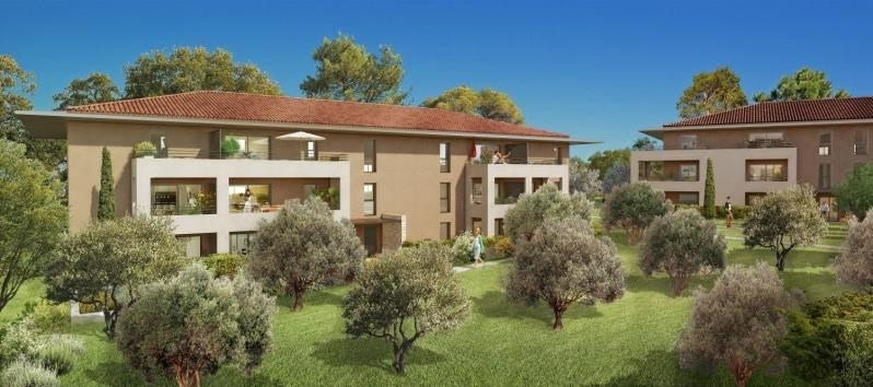 Investment property apartment Aix en provence 239 000€ - Picture 3