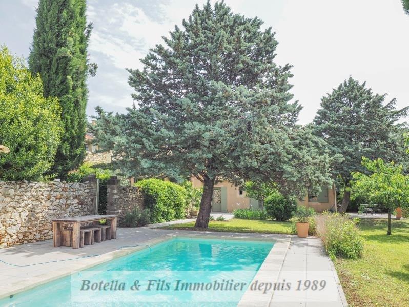 Verkoop van prestige  huis Uzes 849000€ - Foto 3