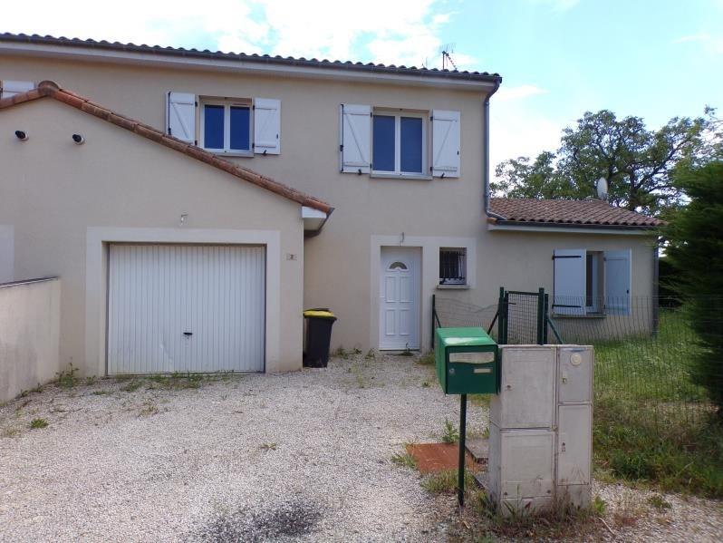 Vente maison / villa Nouaille maupertuis 158000€ - Photo 1