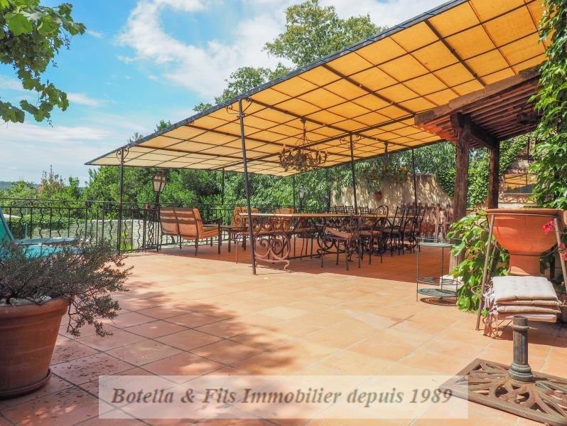 Vente de prestige maison / villa Uzes 899000€ - Photo 12