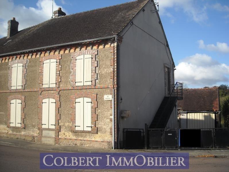 Verkoop  huis Villeneuve les genets 51500€ - Foto 1