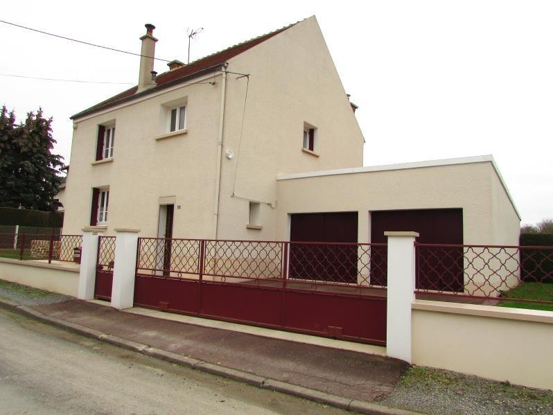 Vente maison / villa St remy la vanne 220500€ - Photo 1