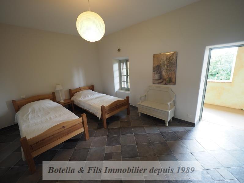 Verkoop van prestige  huis Goudargues 556000€ - Foto 8