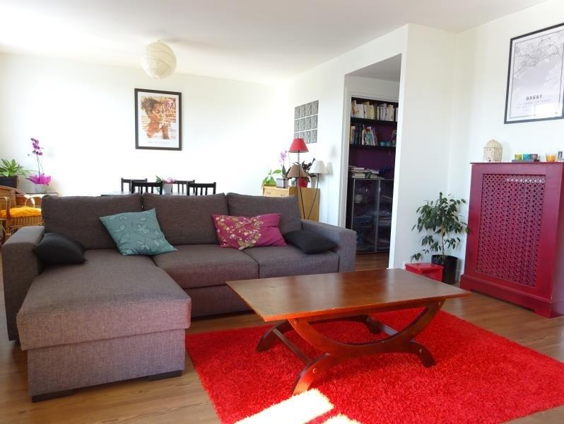 Rental apartment Brest 485€ CC - Picture 3