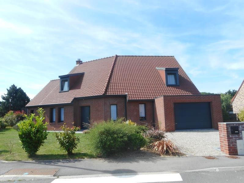 Sale house / villa Vaudricourt 377000€ - Picture 1