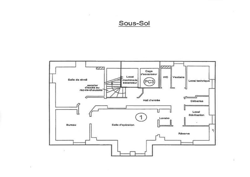 Sale empty room/storage Strasbourg 714000€ - Picture 3