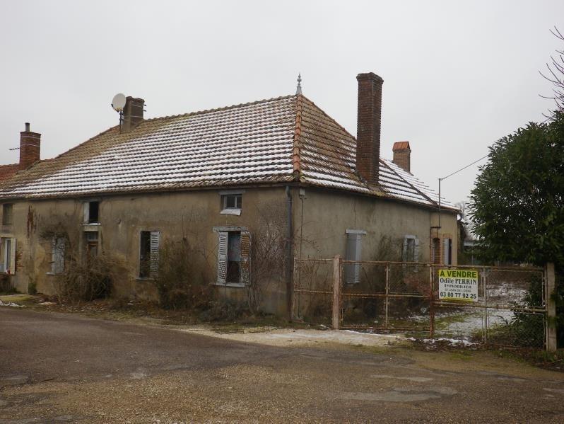 Vente maison / villa Brazey en plaine 86000€ - Photo 1