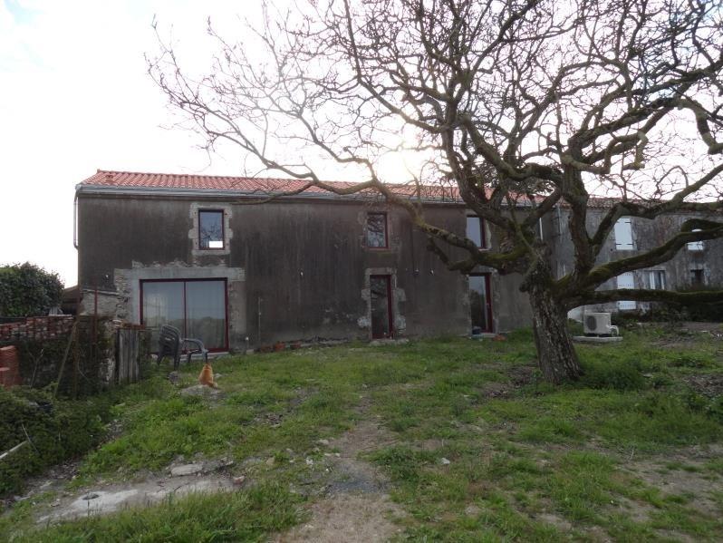 Sale house / villa Getigne 362900€ - Picture 5