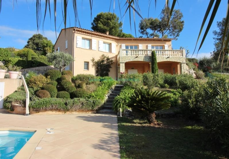Vente de prestige maison / villa Peymeinade 624000€ - Photo 2