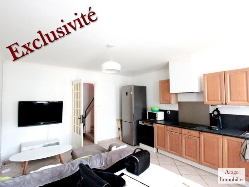 Sale house / villa Pia 101800€ - Picture 1