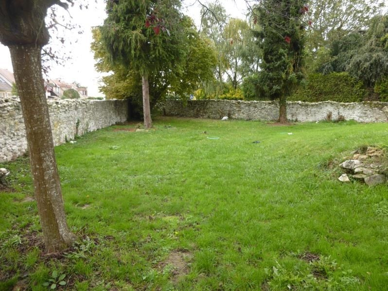 Vente terrain Le mesnil aubry 140 000€ - Photo 2
