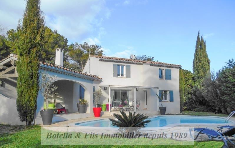 Vente de prestige maison / villa Villeneuve les avignon 596540€ - Photo 1
