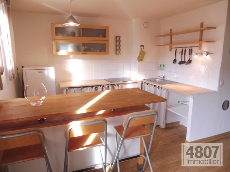 Vente appartement Saint gervais les bains 145000€ - Photo 2