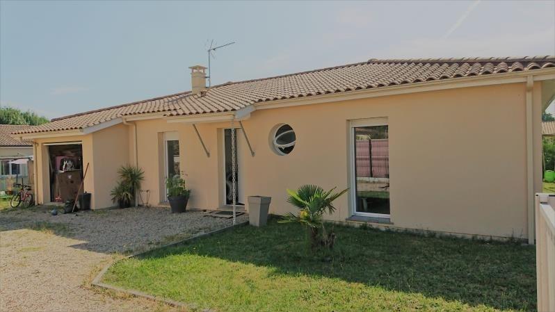 Vente maison / villa St andre de cubzac 233200€ - Photo 1