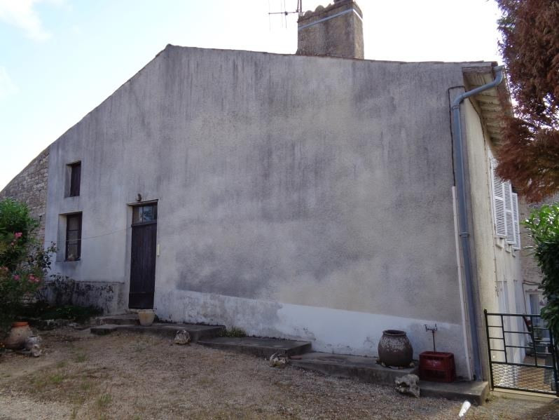 Vente maison / villa Pamproux 55 000€ - Photo 3