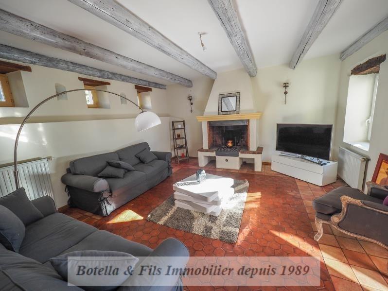 Vente maison / villa Bagnols sur ceze 378000€ - Photo 4