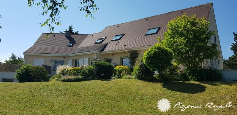 Deluxe sale house / villa Chambourcy 1 265 000€ - Picture 1