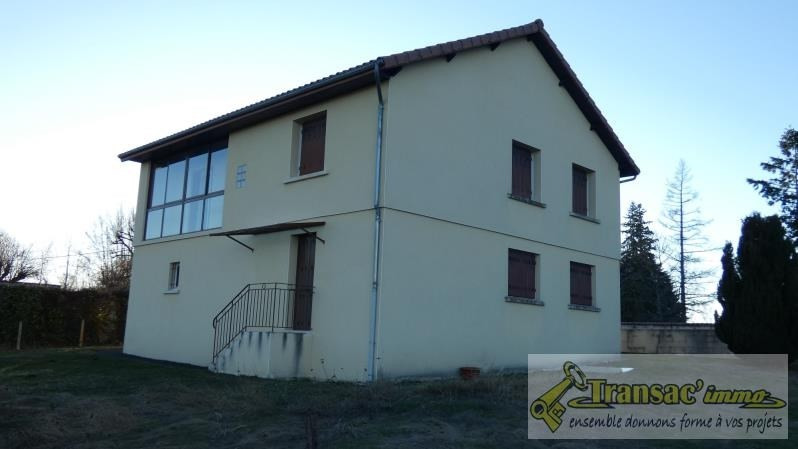 Sale house / villa Trezioux 139100€ - Picture 2