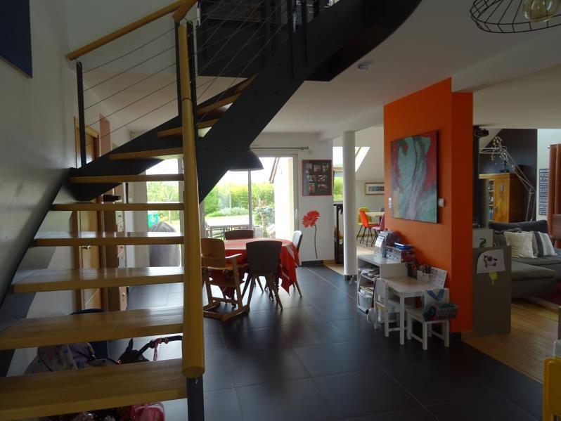 Venta  casa St antoine du rocher 449700€ - Fotografía 13