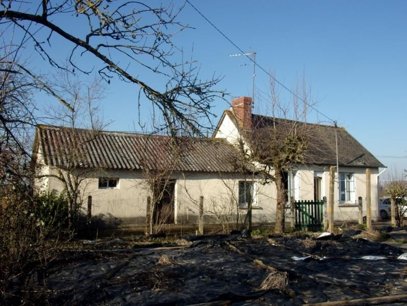 Vente maison / villa Domalain 70 200€ - Photo 1