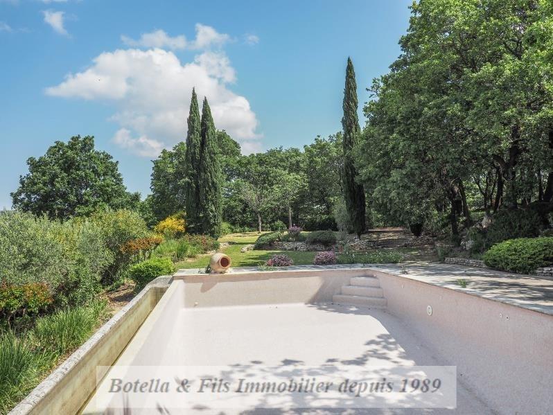 Vente de prestige maison / villa Uzes 1195000€ - Photo 11
