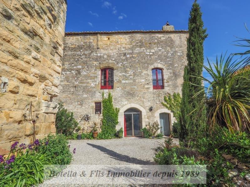 Verkoop van prestige  kasteel Uzes 869000€ - Foto 14
