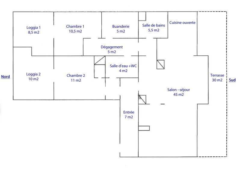 Sale apartment Strasbourg 278000€ - Picture 3