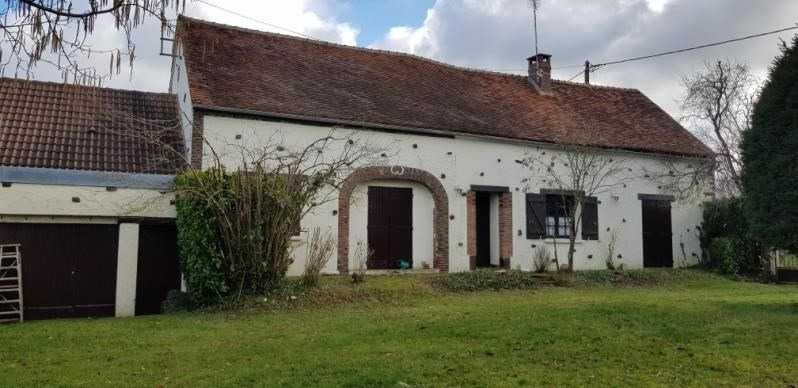 Vente maison / villa Parly 117 700€ - Photo 1