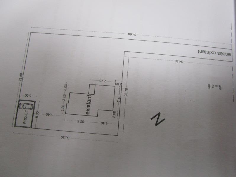 Sale house / villa Ste eulalie 252500€ - Picture 1