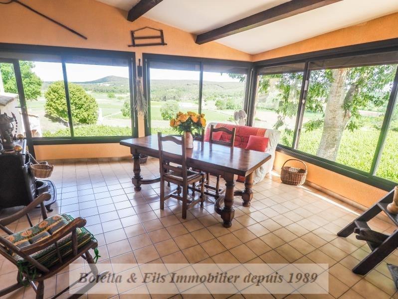 Vente maison / villa Barjac 225000€ - Photo 4