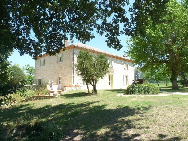 Deluxe sale house / villa Agen 1144000€ - Picture 1