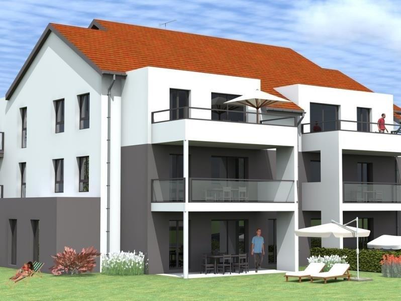 Vendita appartamento Kolbsheim 208900€ - Fotografia 1