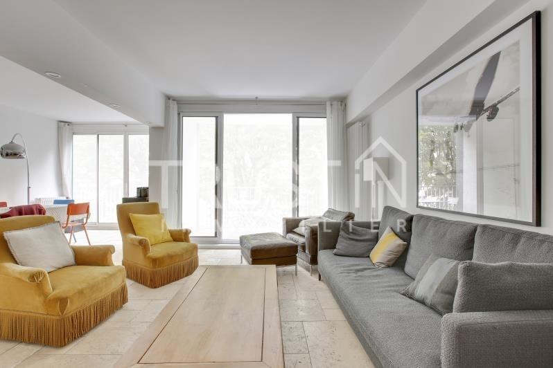Vente de prestige appartement Paris 15ème 1230000€ - Photo 2