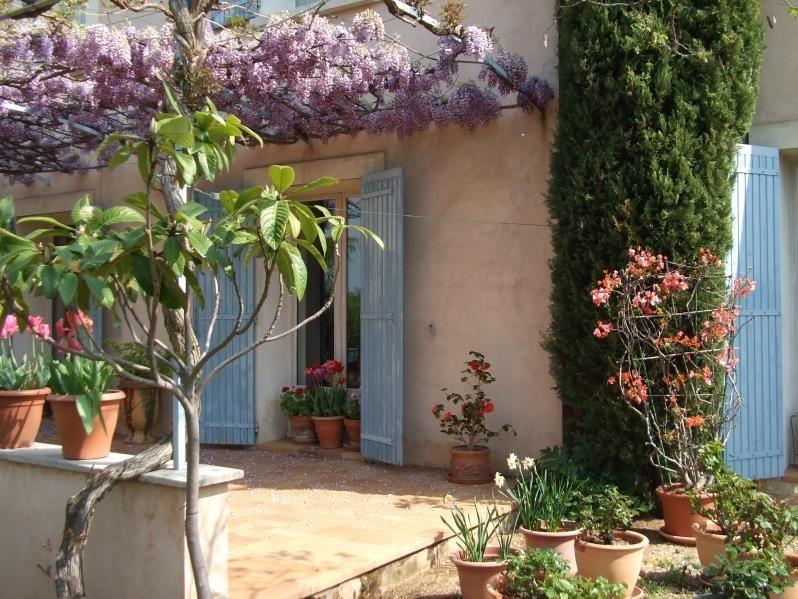 Vente maison / villa Carpentras 378000€ - Photo 11