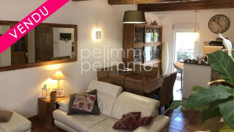 Sale house / villa Lambesc 314000€ - Picture 1