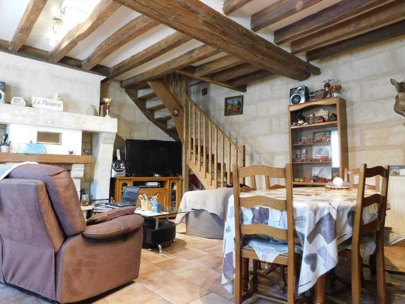 Sale house / villa La chartre sur le loir 121000€ - Picture 9