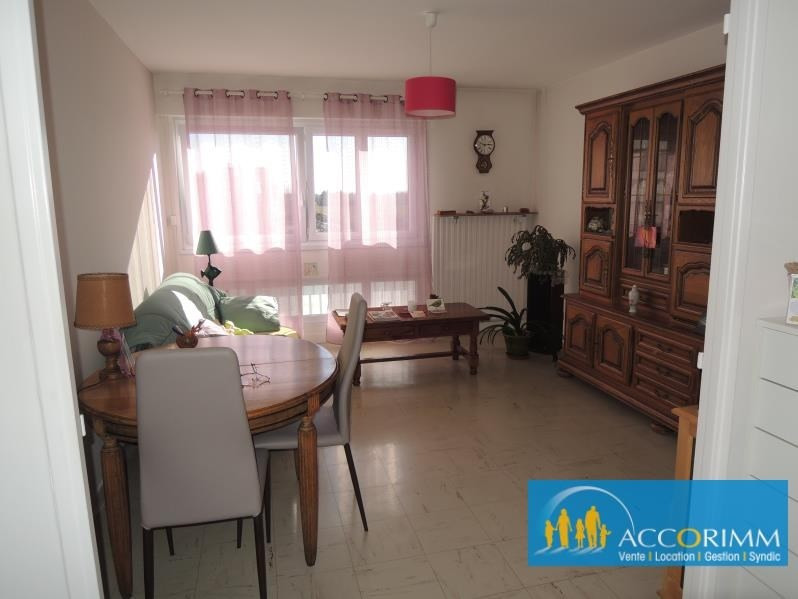 Vente appartement Decines charpieu 140000€ - Photo 1