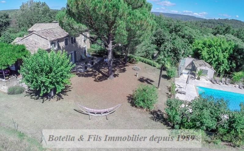 Verkoop van prestige  huis Uzes 1295000€ - Foto 1