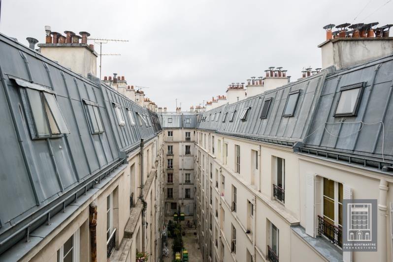 Vente appartement Paris 18ème 290000€ - Photo 8