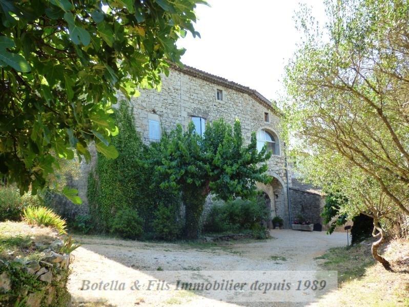 Verkoop van prestige  huis Uzes 2940000€ - Foto 15