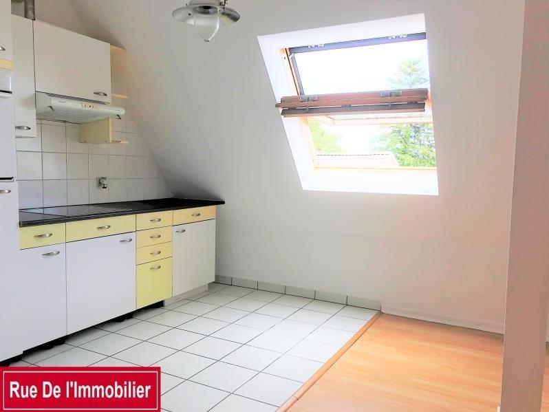 Sale apartment Haguenau 89000€ - Picture 3