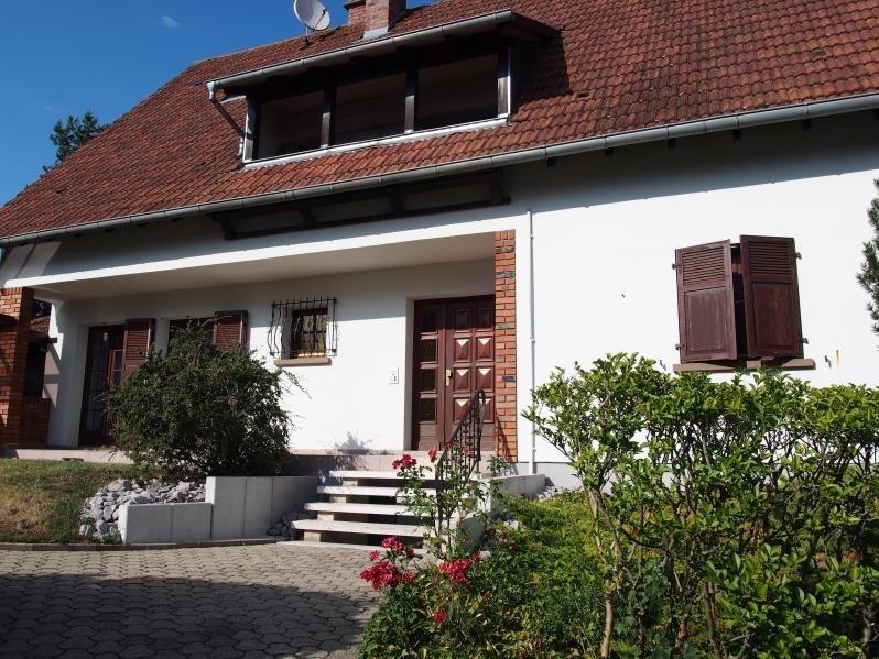 Rental apartment Mommenheim 820€ CC - Picture 4