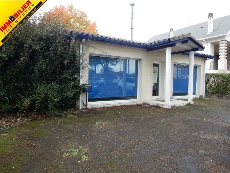 Verkoop  werkplaats Captieux 81750€ - Foto 1
