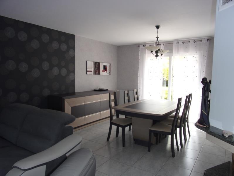 Vente maison / villa Domagne 322400€ - Photo 2