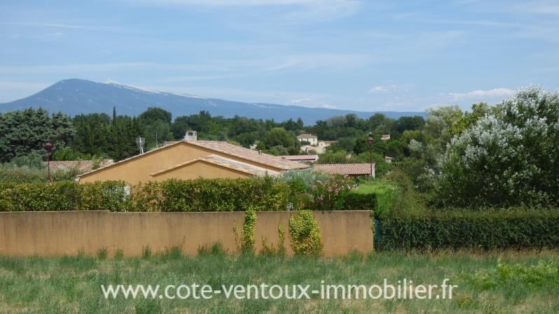 Vente terrain Aubignan 170 000€ - Photo 2