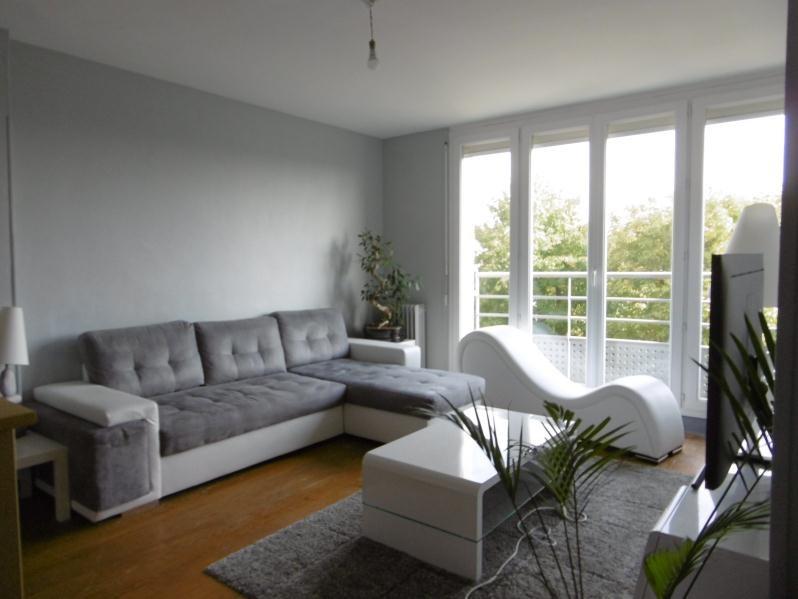 Sale apartment Bonsecours 89500€ - Picture 2